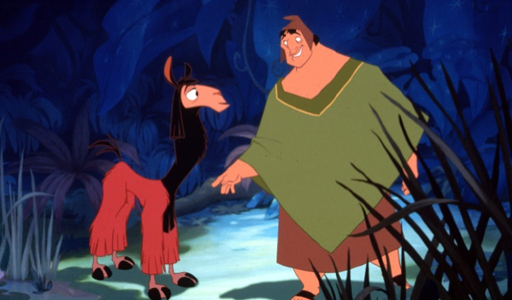 Emperor S New Groove The Film D23