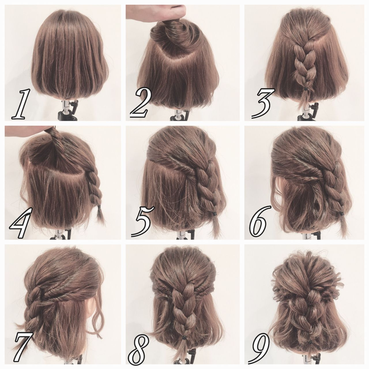 Hairstyles Christmas Party Long Hair