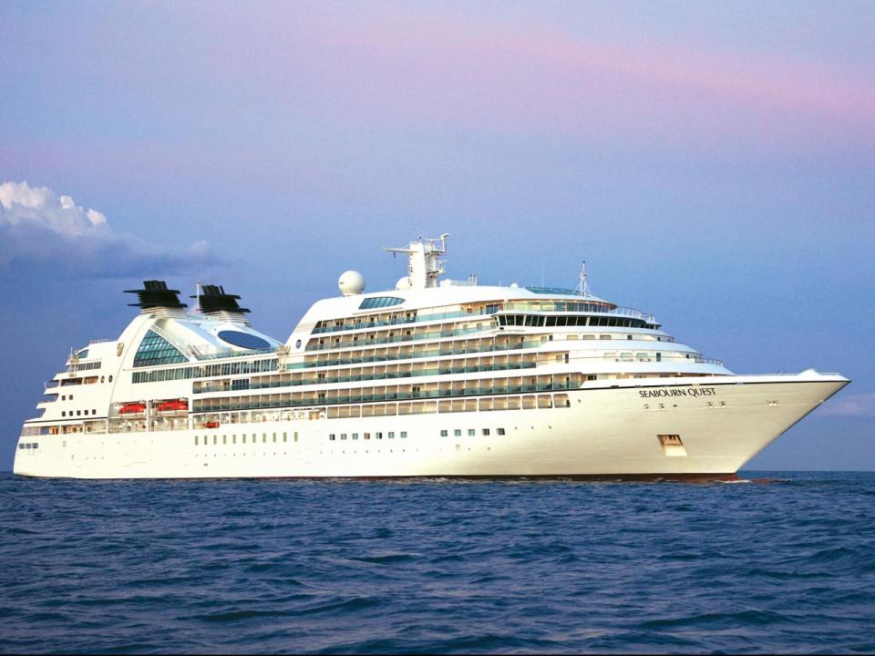 Seabourn Quest Photos On WEBSITENAME