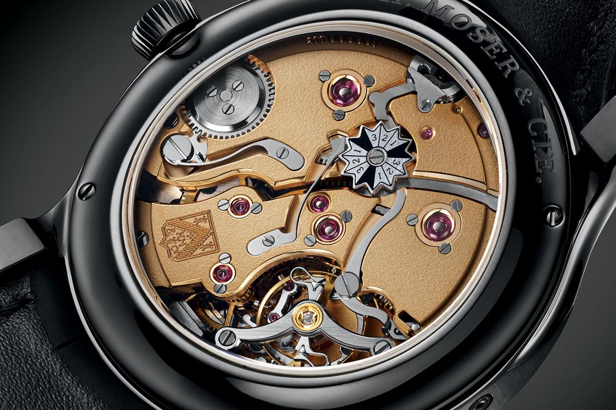 H.Moser & Cie Endeavour Perpetual Calendar Golden - 5