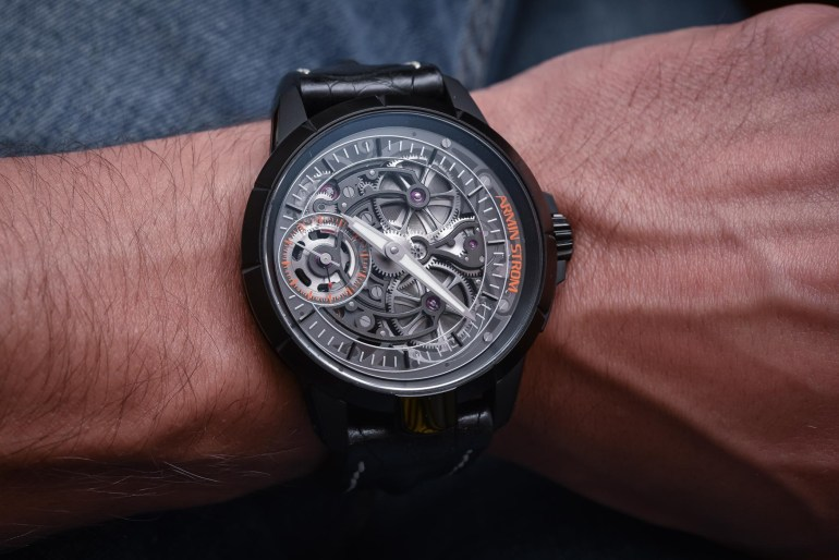 Armin Strom Watch Configurator Unique Piece