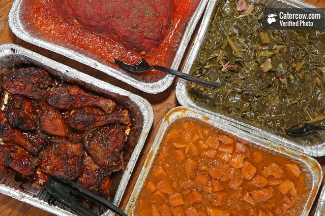 Soul Food Restaurants Menu