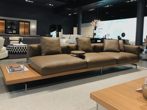 b b italia sofa modell dock