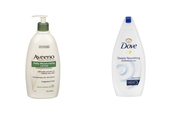 AVEENO%20AND%20DOVE - How To Fake Great Legs For Summer