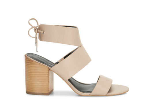 Christy City Summer Sandal Rebecca Minkoff