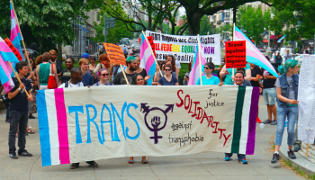 Trans Activists' Campaign Against 'TERFs' has Become an