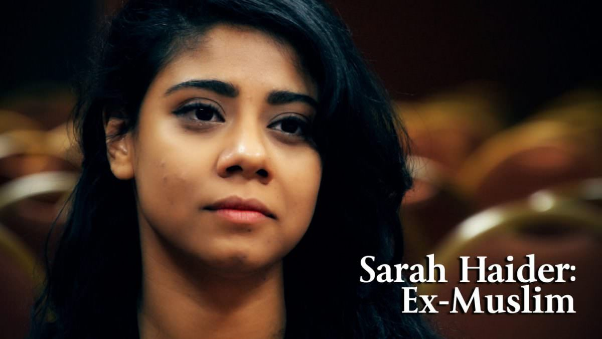 On Betrayal by the Left – Talking with Ex-Muslim Sarah ...