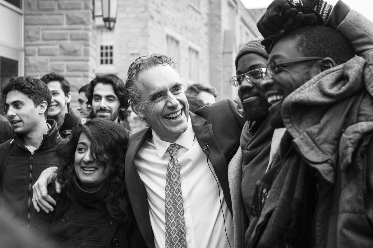 In Defence of Jordan B. Peterson
