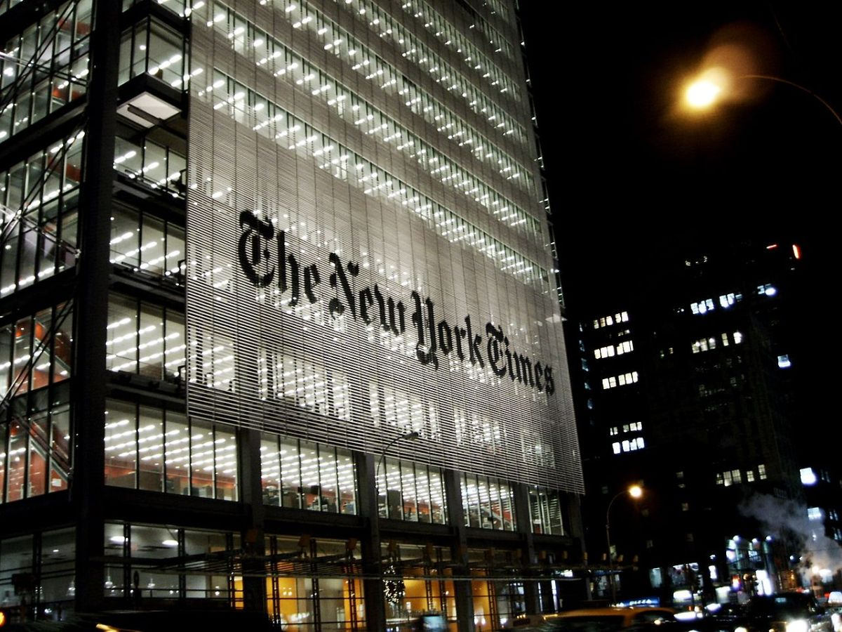 Should the New York Times Hire a Radical?