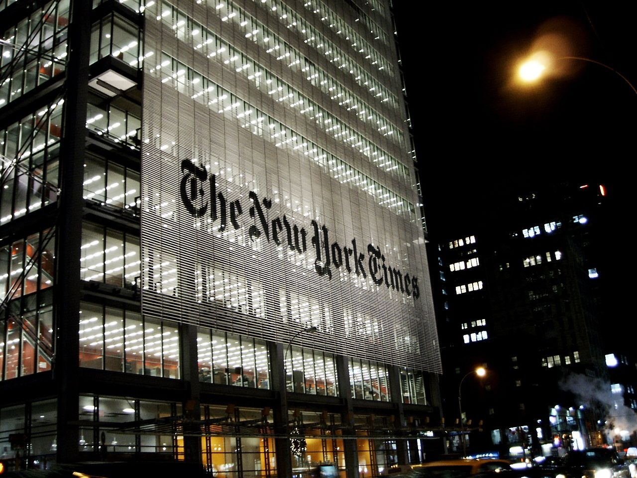 Should the New York Times Hire a Radical? - Quillette