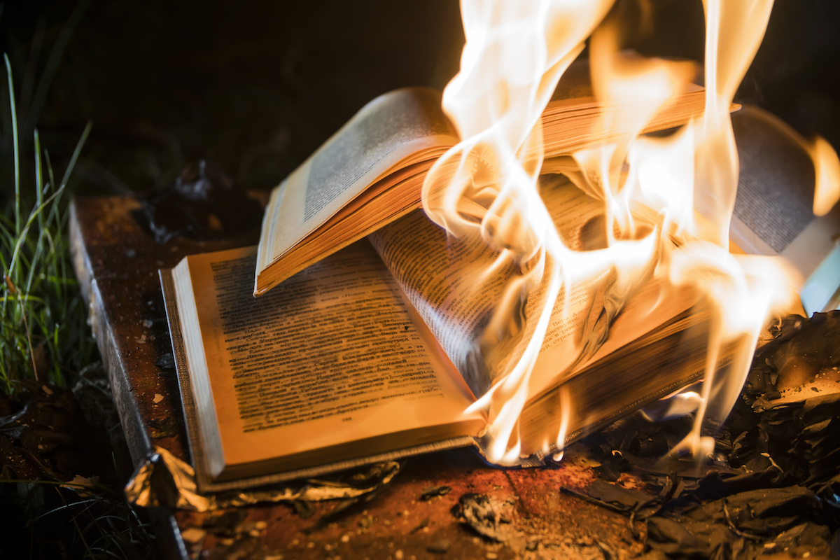Banned Books Week: 10 Pop Fictions to Annoy the Politically