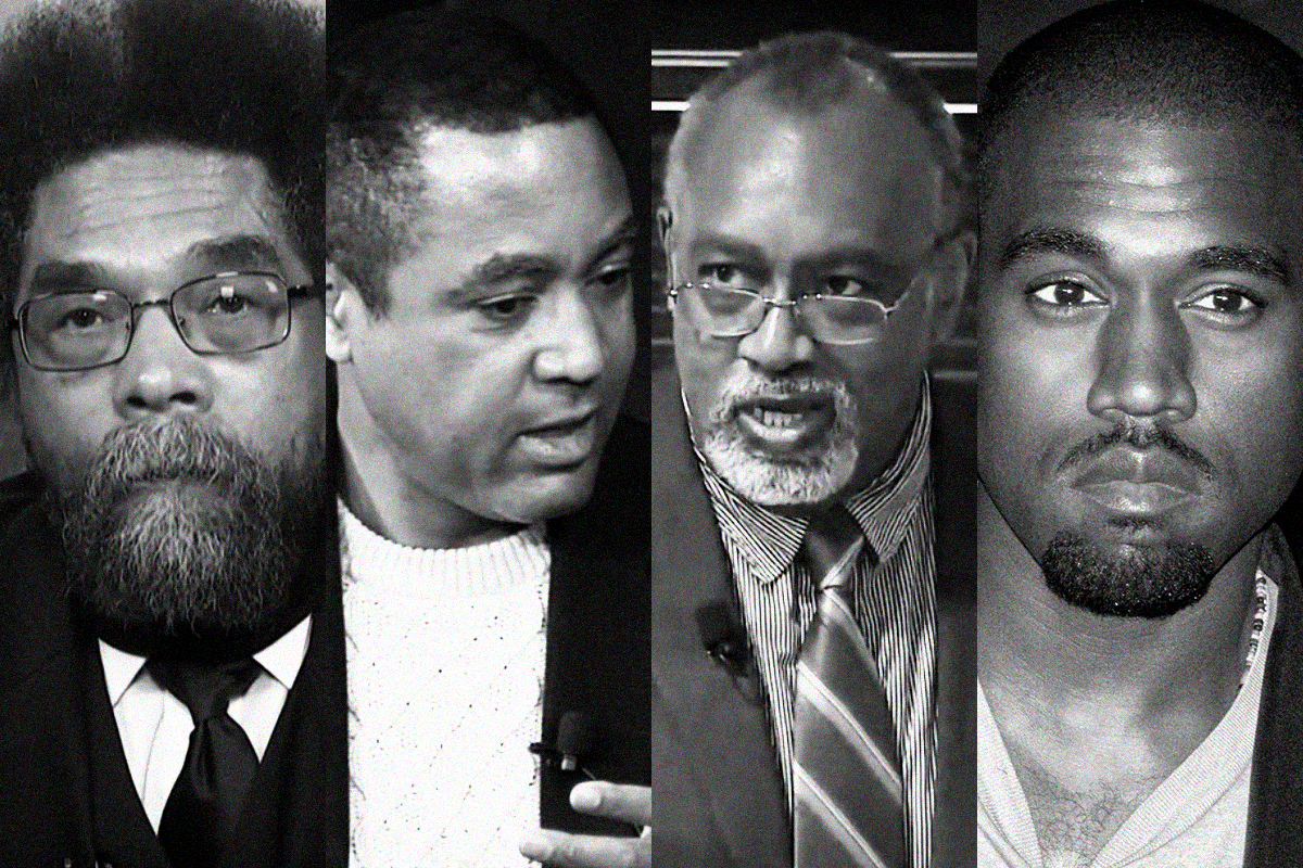 The Spectrum of Black Contrarianism