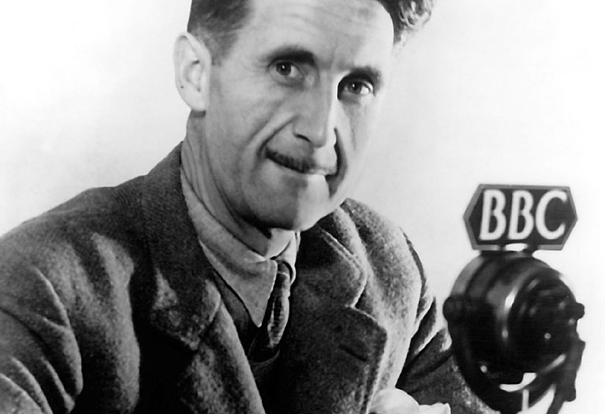 Orwell and the Anti-Totalitarian Left in the Age of Trump