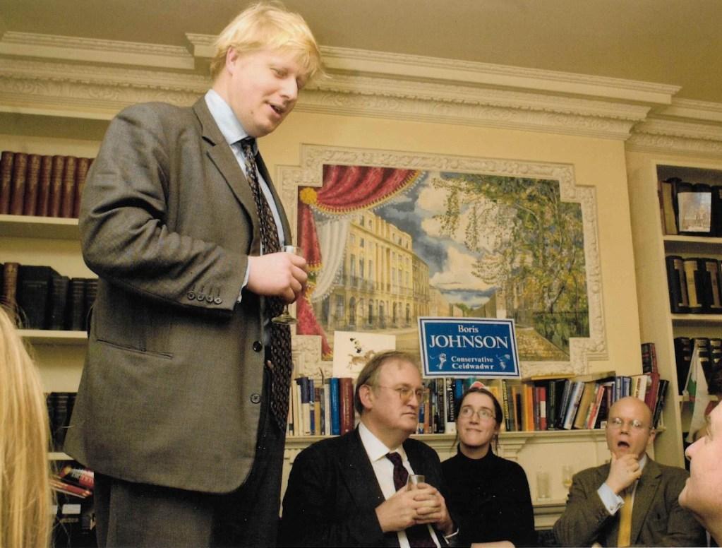 Cometh the Hour, Cometh the Man: A Profile of Boris Johnson - Quillette