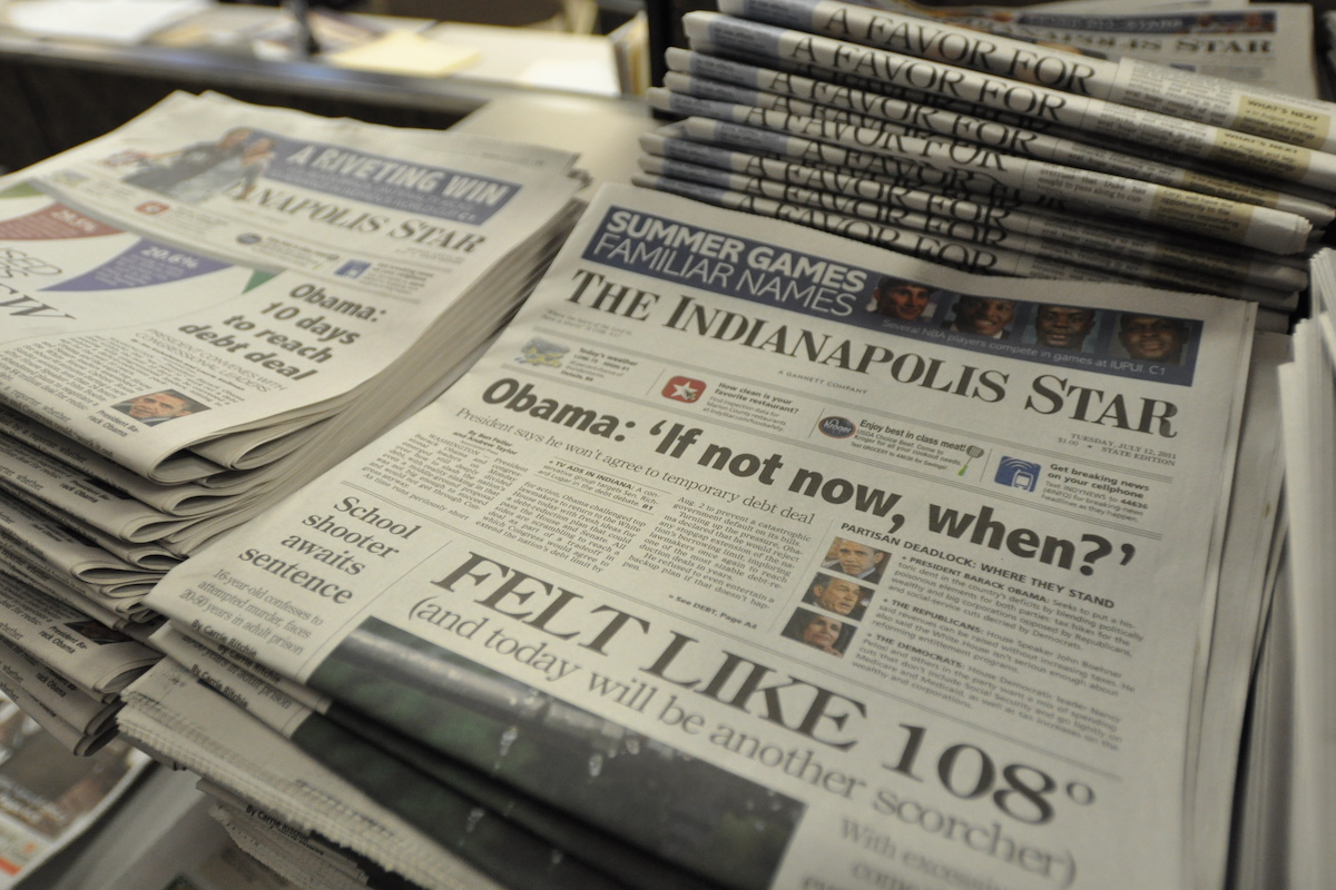 As Newspapers Fade, Journalists Are Finding New Ways to Cover Local News -  Quillette