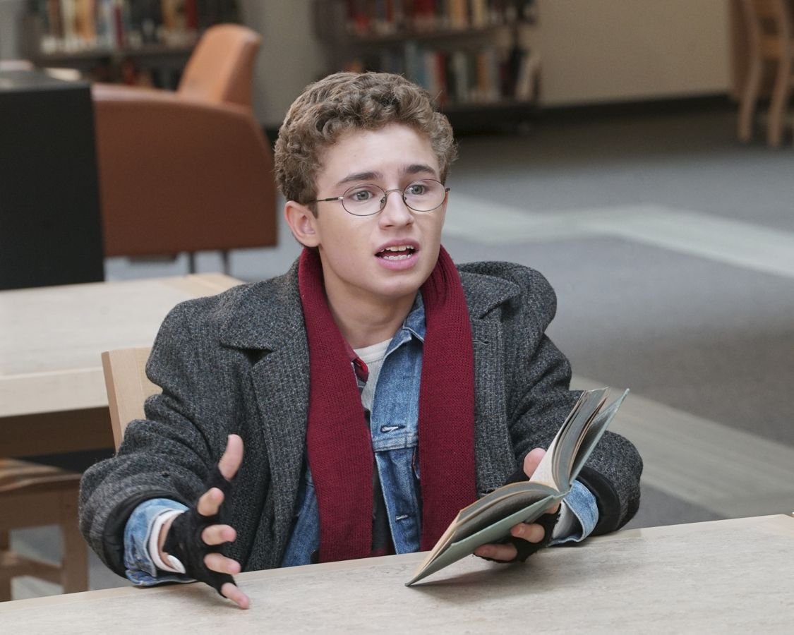 THE GOLDBERGS Season 4 Episode 1 Photos Breakfast Club