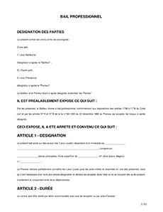 Contrat De Location Gratuit Imprimer Modle