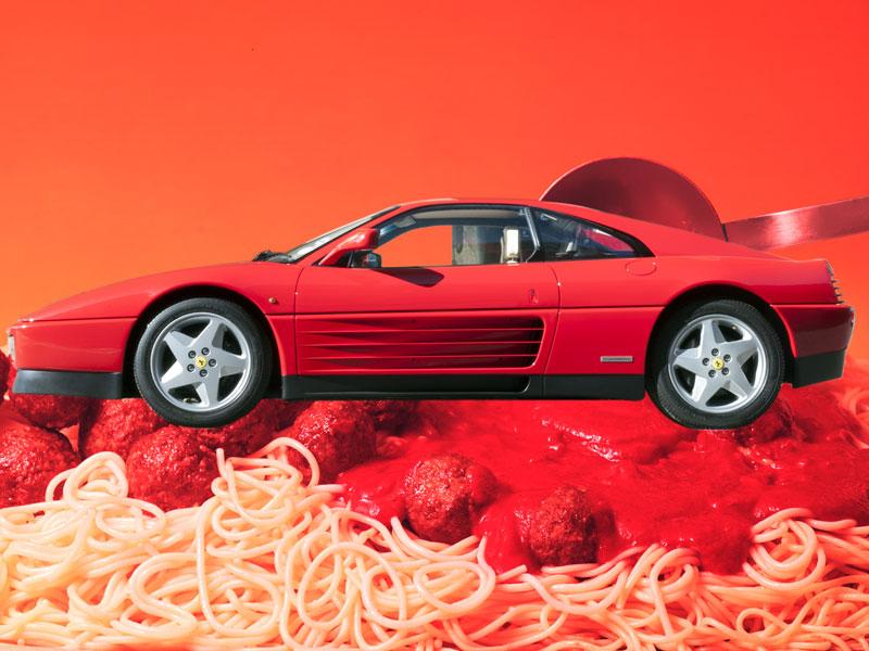 Ugliest Ferrari Ever