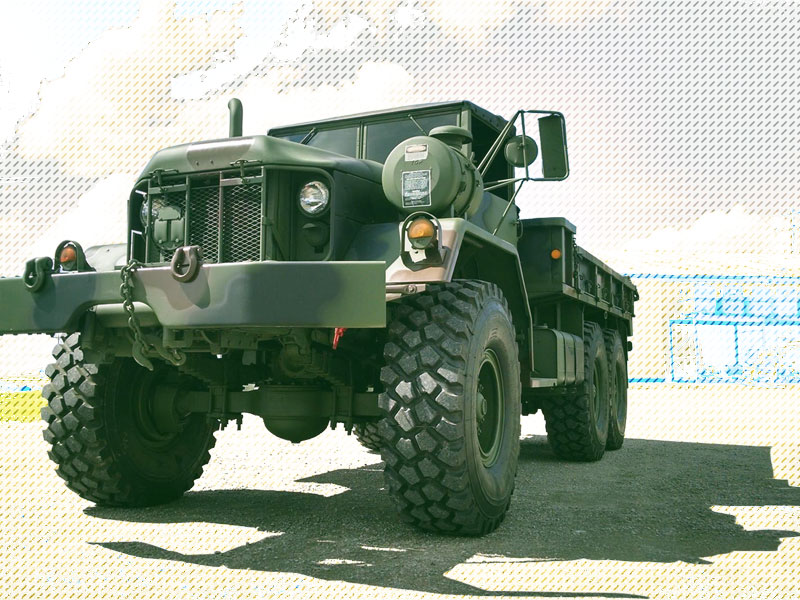 Military Vehicles You can Buy
