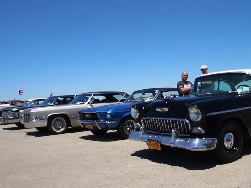 Summertime In Brooklyn Means (Non-Hipster) Car Shows
