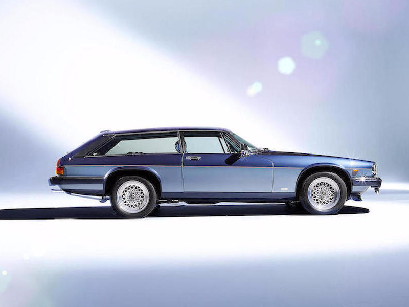 Would You Drop $130k On This Bespoke Gucci Jaguar Wagon?