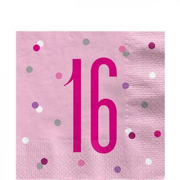 16 Geburtstag Party Deko Junge Madchen Gastebuch Geschenk Shirt