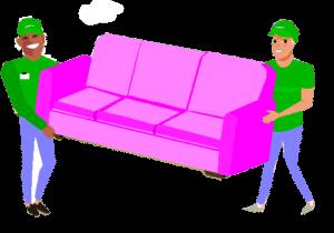 comment faire pour demenager un canape