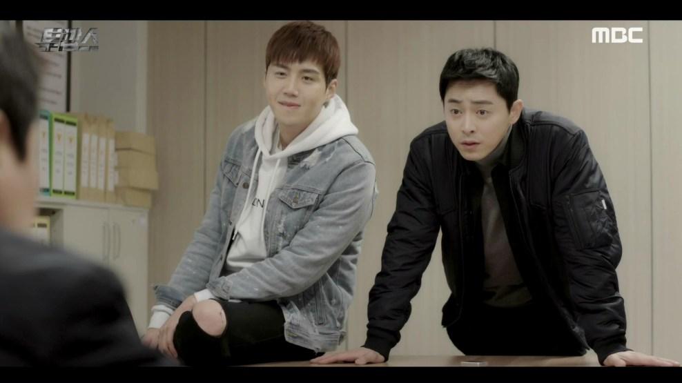 Two Cops: Episodes 31-21 (Final) » Dramabeans Korean drama recaps
