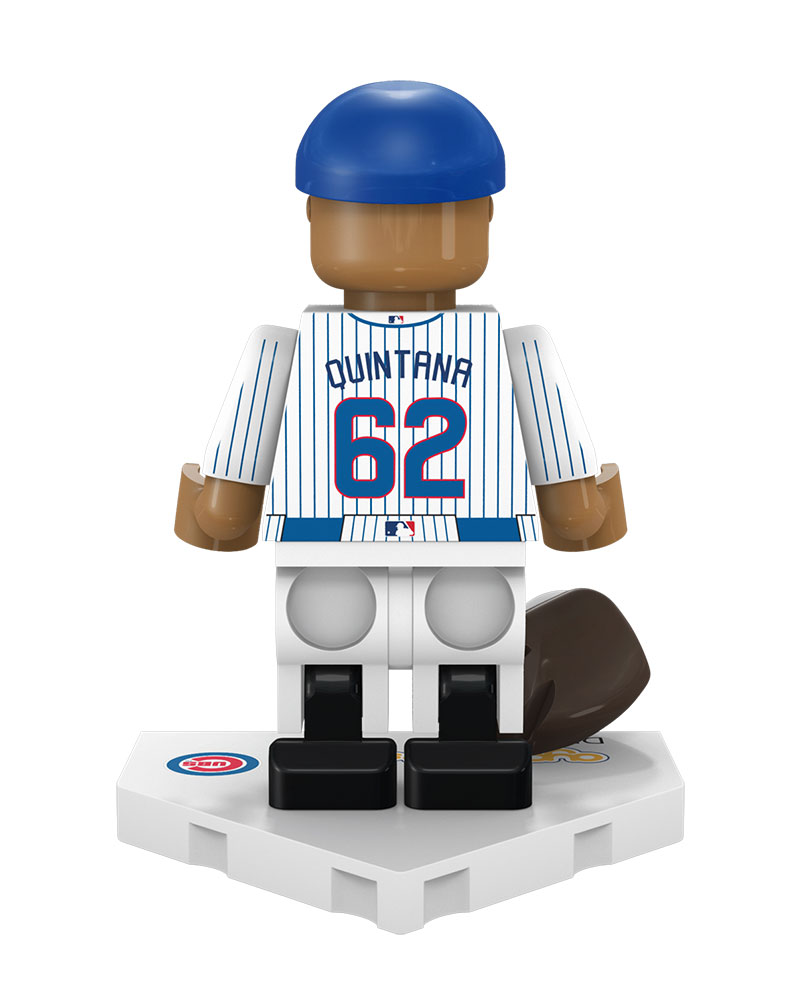 Jose Quintana Chicago Cubs   OYO Sports   MLB Minifigures   Buildables ADDITIONAL IMAGES
