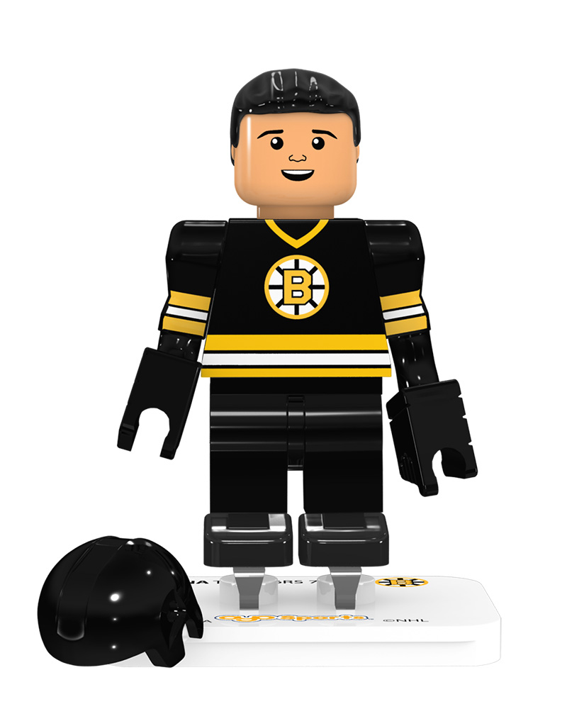 Brad Park  Boston Bruins       OYO Sports   NHL Minifigures   Buildables ADDITIONAL IMAGES