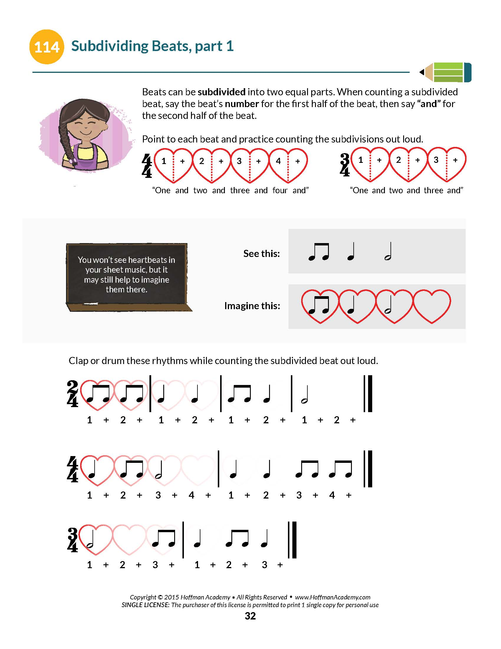 Printables Amp Audio For Piano Unit Six Lessons 101 120