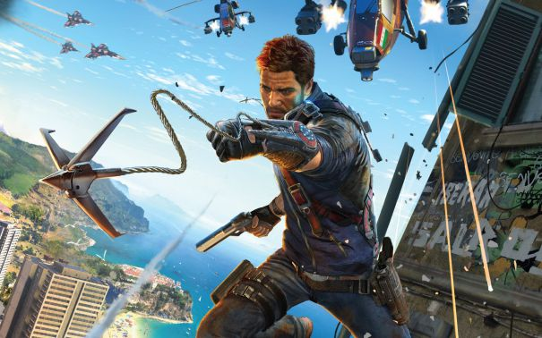 Just Cause 3 New | Artwork