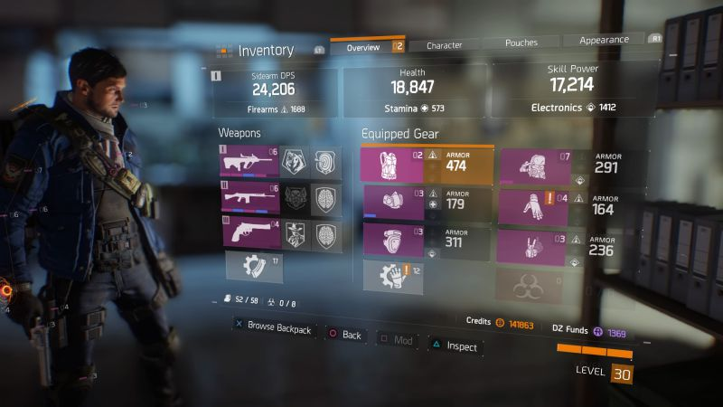 Review The Division   Screenshot 5