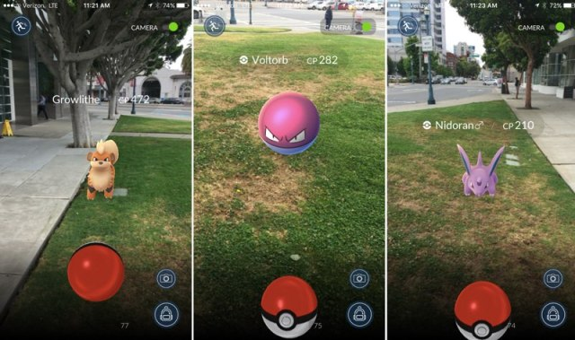 Pokemon GO!   screenshot 6