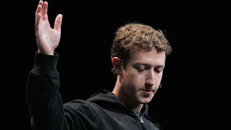 Mark Zuckerberg   Featured Image