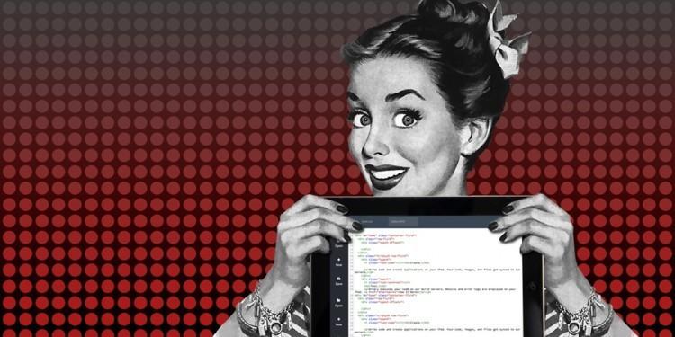 female-coding   Image