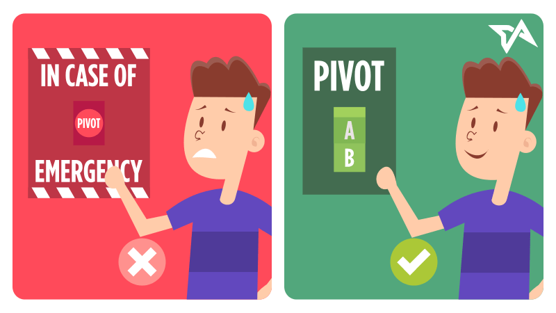 Fakta Startup | Pivot bukan akhir segalanya
