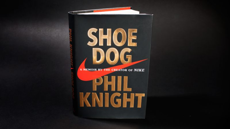 Shoe Dog | Sampul Buku