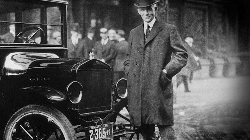 Jam Kerja | Henry Ford