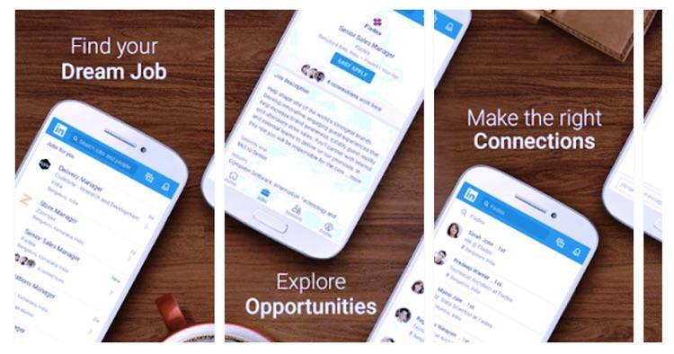 LinkedIn Lite | Screenshot