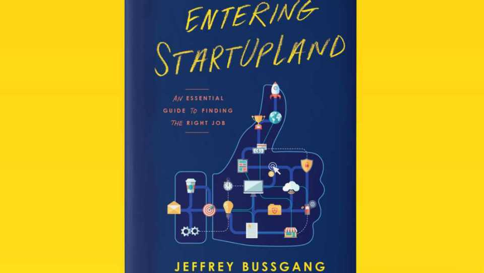 Entering Startupland | Cover