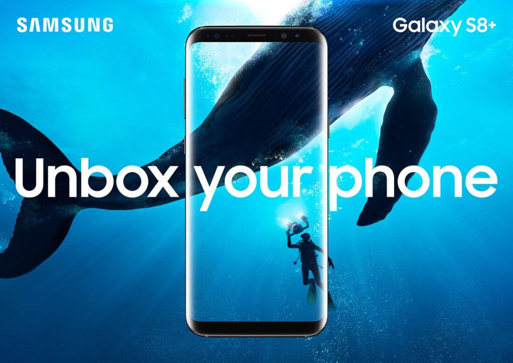 Samsung Galaxy 8 | Commercial