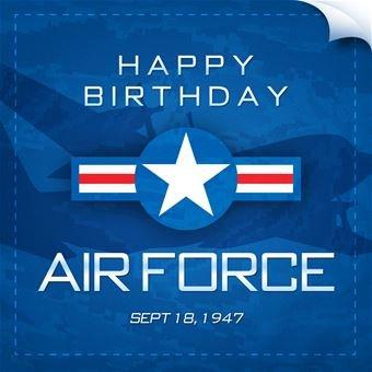 Happy Birthday Usaf Rallypoint