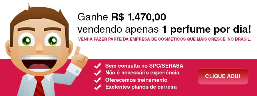 A Melhor OPORTUNIDADE  de Negócios do Brasil.