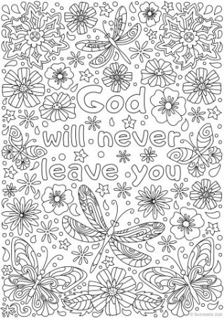 The Best Free Adult Coloring Book Pages
