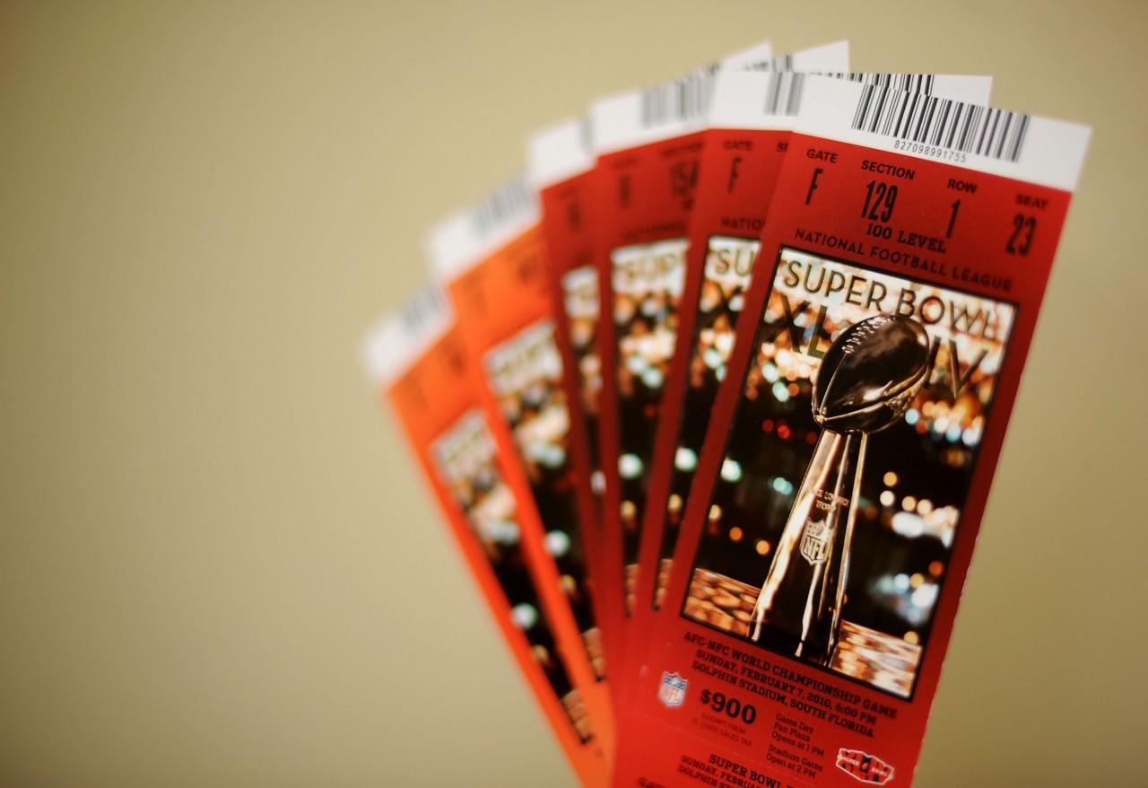 Fans Hedge Super Bowl Ticket Hopes On Team S Success