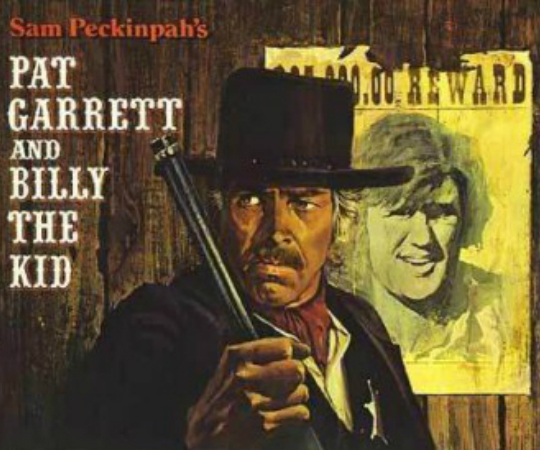 Image result for pat garrett and billy the kid