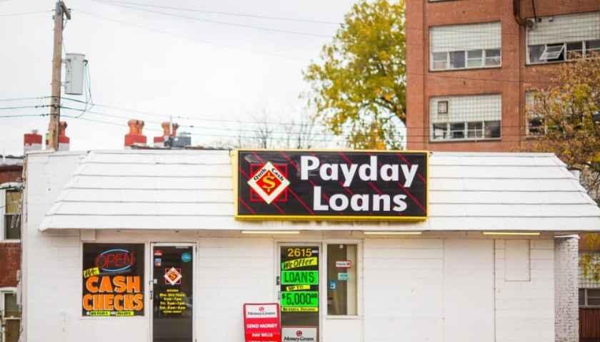 Ferguson Report Includes Call To End Predatory Lending