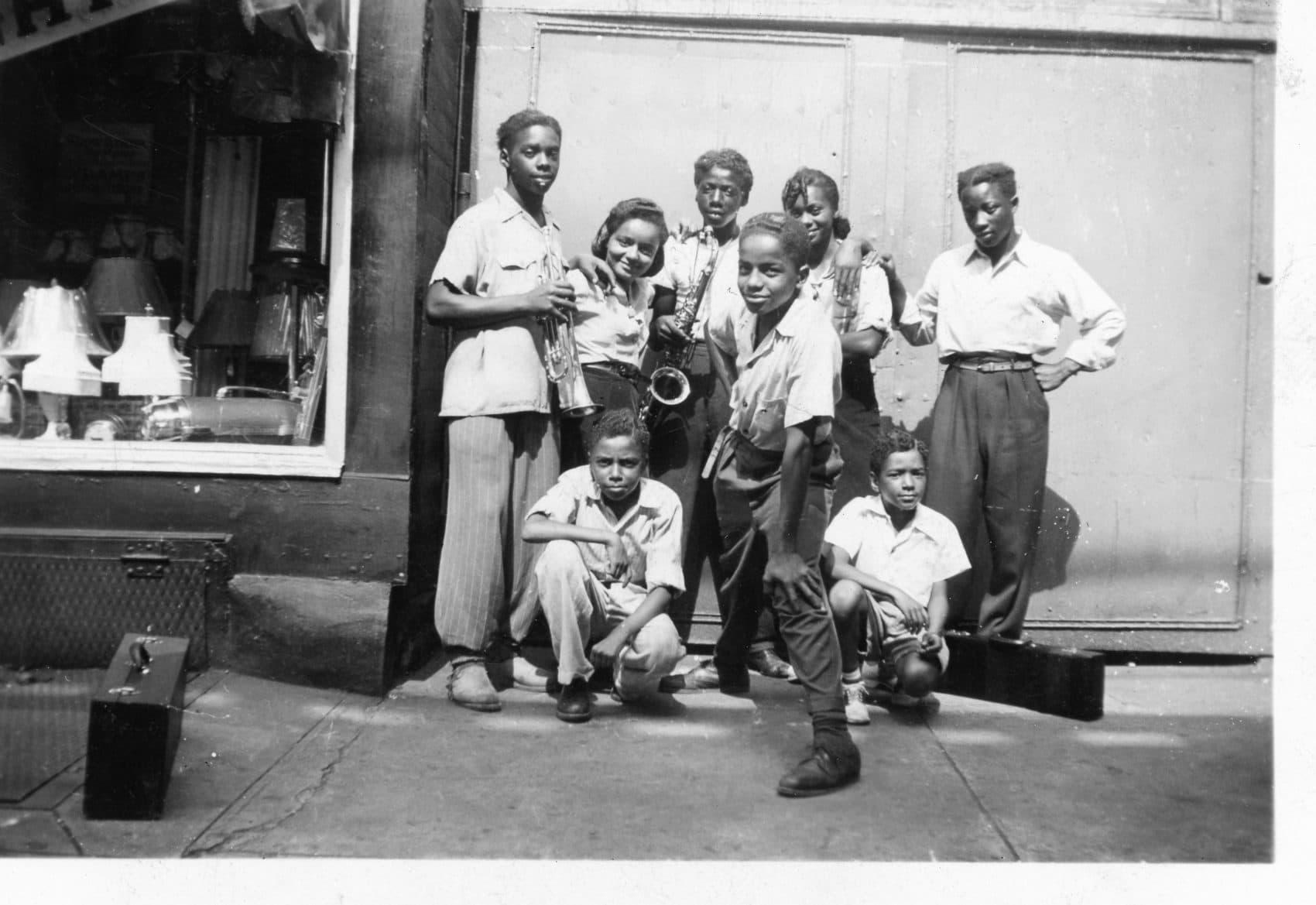 Black Photographers 1940s Portraits Capture Bright Side