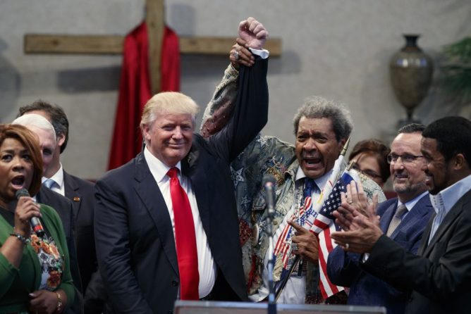 Image result for Black voters for TRUMP